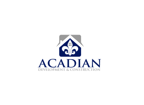 Acadian Development & Construction A Logo, Monogram, or Icon  Draft # 416 by jazzy