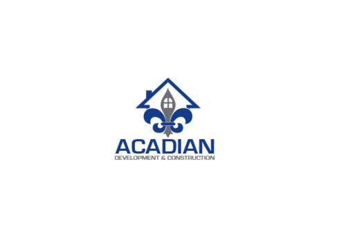 Acadian Development & Construction A Logo, Monogram, or Icon  Draft # 441 by jazzy