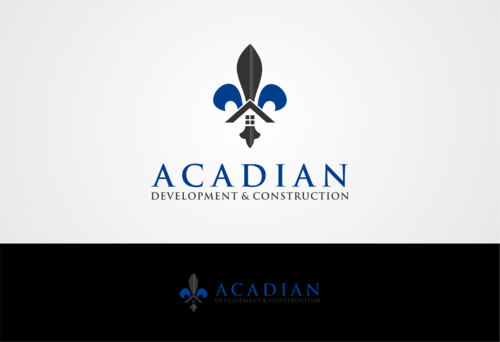 Acadian Development & Construction A Logo, Monogram, or Icon  Draft # 445 by Jaaaaay22
