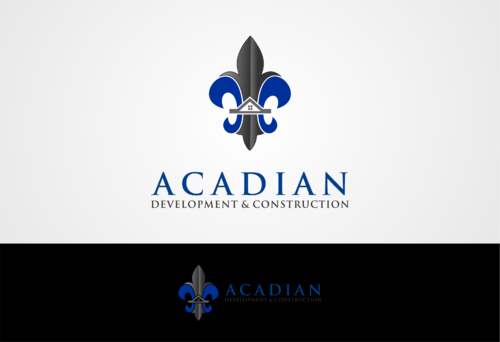 Acadian Development & Construction A Logo, Monogram, or Icon  Draft # 446 by Jaaaaay22