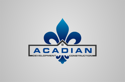 Acadian Development & Construction A Logo, Monogram, or Icon  Draft # 447 by Jaaaaay22