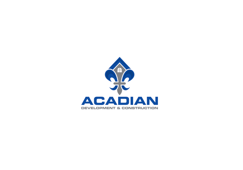 Acadian Development & Construction A Logo, Monogram, or Icon  Draft # 457 by zephyr