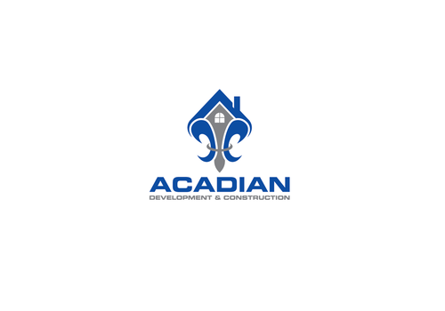 Acadian Development & Construction A Logo, Monogram, or Icon  Draft # 458 by zephyr