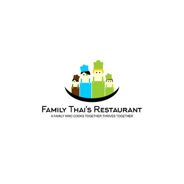 Family Thai's  A Logo, Monogram, or Icon  Draft # 7 by AgusRustandi