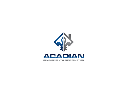 Acadian Development & Construction A Logo, Monogram, or Icon  Draft # 459 by falconisty