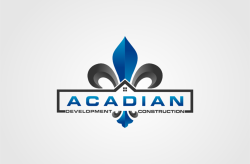Acadian Development & Construction A Logo, Monogram, or Icon  Draft # 460 by Jaaaaay22