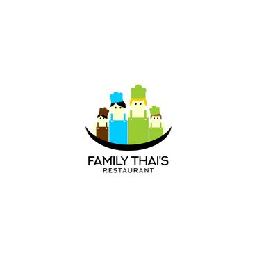 Family Thai's  A Logo, Monogram, or Icon  Draft # 9 by AgusRustandi