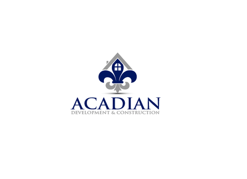 Acadian Development & Construction A Logo, Monogram, or Icon  Draft # 469 by jazzy