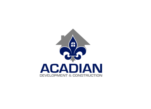 Acadian Development & Construction A Logo, Monogram, or Icon  Draft # 470 by jazzy