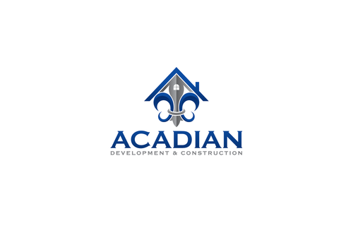Acadian Development & Construction A Logo, Monogram, or Icon  Draft # 519 by zephyr