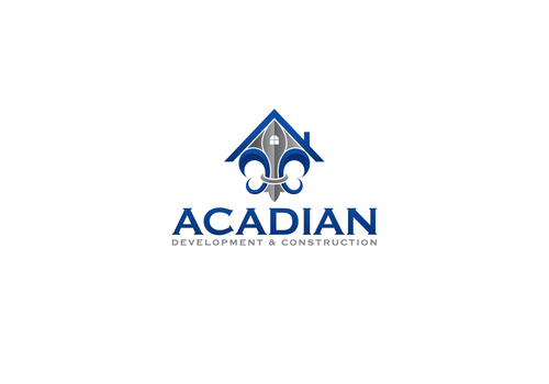 Acadian Development & Construction A Logo, Monogram, or Icon  Draft # 522 by zephyr