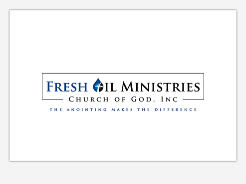 Fresh Oil Ministries Church of God, Inc. A Logo, Monogram, or Icon  Draft # 25 by Chlong2x