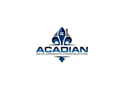 Acadian Development & Construction A Logo, Monogram, or Icon  Draft # 548 by falconisty