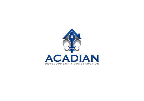 Acadian Development & Construction A Logo, Monogram, or Icon  Draft # 550 by zephyr