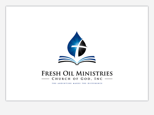 Fresh Oil Ministries Church of God, Inc. A Logo, Monogram, or Icon  Draft # 42 by Chlong2x