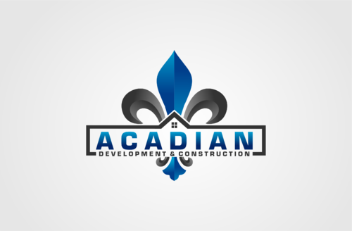 Acadian Development & Construction A Logo, Monogram, or Icon  Draft # 572 by Jaaaaay22