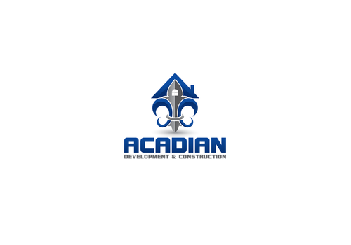 Acadian Development & Construction A Logo, Monogram, or Icon  Draft # 589 by zephyr