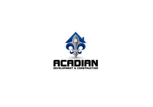 Acadian Development & Construction A Logo, Monogram, or Icon  Draft # 590 by zephyr