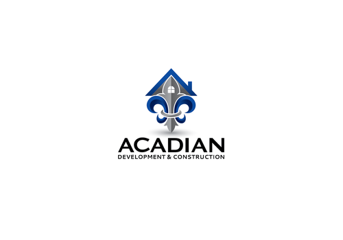 Acadian Development & Construction A Logo, Monogram, or Icon  Draft # 591 by zephyr