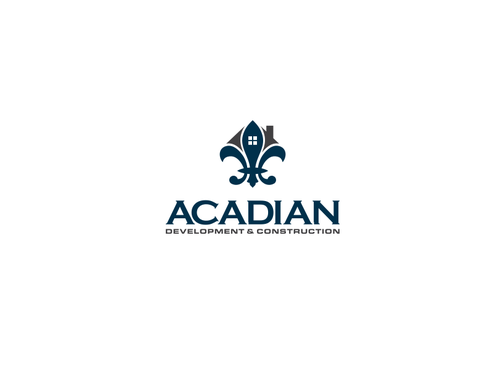 Acadian Development & Construction A Logo, Monogram, or Icon  Draft # 607 by falconisty