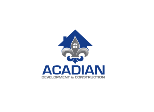 Acadian Development & Construction A Logo, Monogram, or Icon  Draft # 625 by jazzy