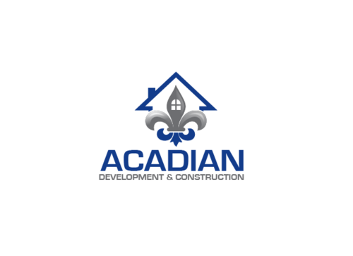 Acadian Development & Construction A Logo, Monogram, or Icon  Draft # 626 by jazzy