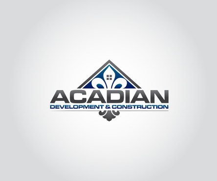 Acadian Development & Construction A Logo, Monogram, or Icon  Draft # 628 by Designeye