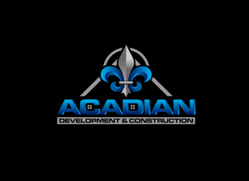 Acadian Development & Construction A Logo, Monogram, or Icon  Draft # 644 by Miroslav
