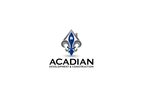 Acadian Development & Construction A Logo, Monogram, or Icon  Draft # 645 by zephyr