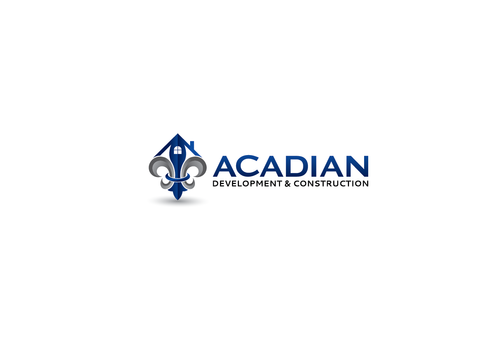 Acadian Development & Construction A Logo, Monogram, or Icon  Draft # 664 by zephyr