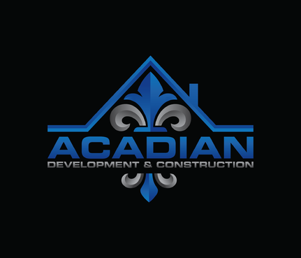 Acadian Development & Construction A Logo, Monogram, or Icon  Draft # 674 by nesgraphix