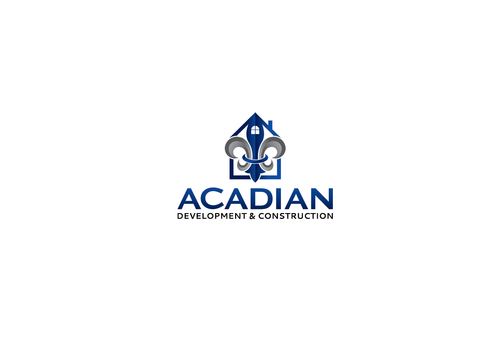 Acadian Development & Construction A Logo, Monogram, or Icon  Draft # 693 by zephyr