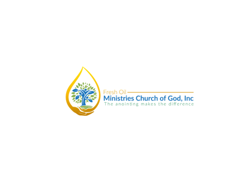 Fresh Oil Ministries Church of God, Inc. A Logo, Monogram, or Icon  Draft # 164 by jynemaze