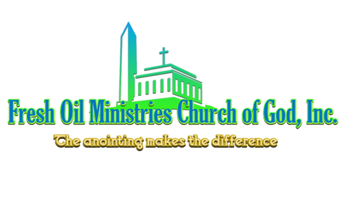 Fresh Oil Ministries Church of God, Inc. A Logo, Monogram, or Icon  Draft # 165 by JPeys50