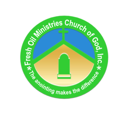 Fresh Oil Ministries Church of God, Inc. A Logo, Monogram, or Icon  Draft # 166 by JPeys50
