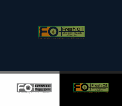 Fresh Oil Ministries Church of God, Inc. A Logo, Monogram, or Icon  Draft # 196 by PrintMedia