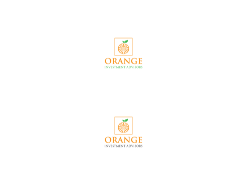 Orange Investment Advisors A Logo, Monogram, or Icon  Draft # 947 by ridelcreative
