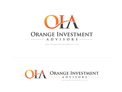 Orange Investment Advisors A Logo, Monogram, or Icon  Draft # 950 by Chlong2x
