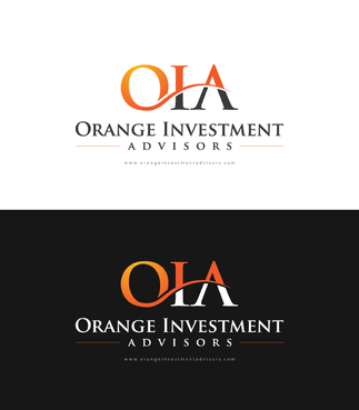 Orange Investment Advisors A Logo, Monogram, or Icon  Draft # 951 by Chlong2x
