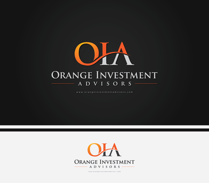 Orange Investment Advisors A Logo, Monogram, or Icon  Draft # 952 by Chlong2x