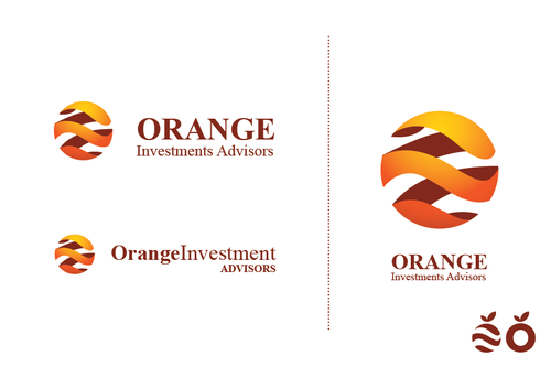 Orange Investment Advisors A Logo, Monogram, or Icon  Draft # 961 by patrickpamittan