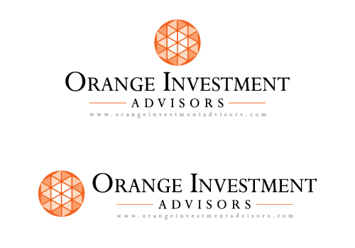 Orange Investment Advisors A Logo, Monogram, or Icon  Draft # 975 by ACEdesign