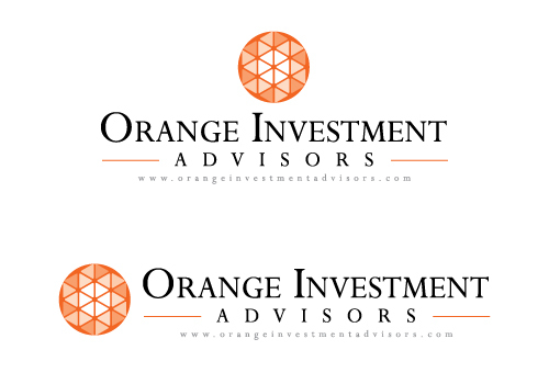 Orange Investment Advisors A Logo, Monogram, or Icon  Draft # 979 by ACEdesign