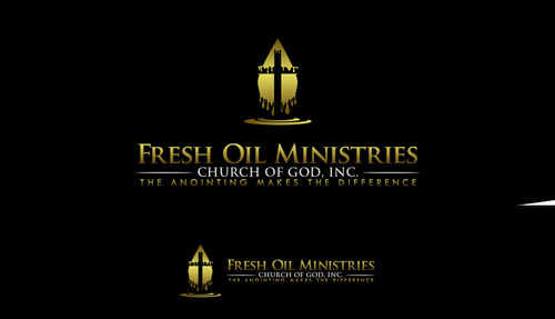 Fresh Oil Ministries Church of God, Inc. A Logo, Monogram, or Icon  Draft # 197 by LouisAndalcreative