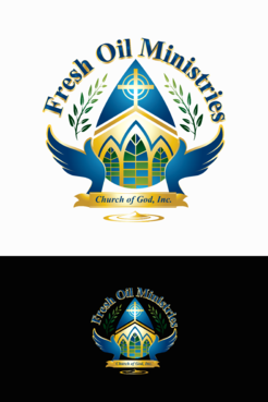 Fresh Oil Ministries Church of God, Inc. A Logo, Monogram, or Icon  Draft # 210 by Tensai971