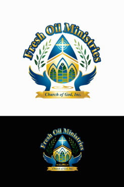 Fresh Oil Ministries Church of God, Inc. A Logo, Monogram, or Icon  Draft # 211 by Tensai971