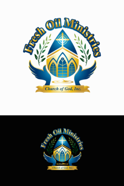 Fresh Oil Ministries Church of God, Inc. A Logo, Monogram, or Icon  Draft # 212 by Tensai971
