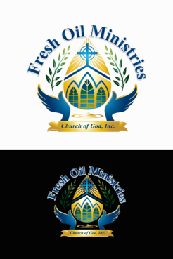 Fresh Oil Ministries Church of God, Inc. A Logo, Monogram, or Icon  Draft # 213 by Tensai971