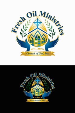 Fresh Oil Ministries Church of God, Inc. A Logo, Monogram, or Icon  Draft # 214 by Tensai971