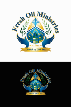 Fresh Oil Ministries Church of God, Inc. A Logo, Monogram, or Icon  Draft # 215 by Tensai971